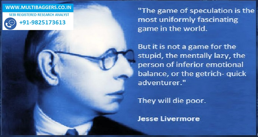 10 Great Jesse Livermore Quotes